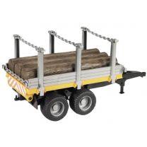 Holztransport Anhänger