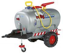 Jumbo Tanker mit Spritze