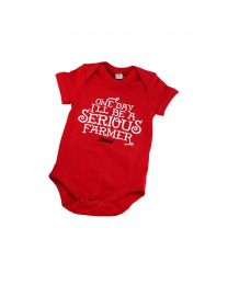 """Baby-Body """"One day I'll be a serious farmer"""""""